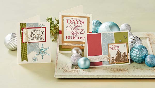 Workshops on the Go® Frosted Cardmaking Kit