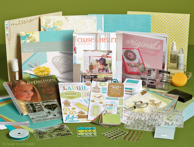 2014 Spring/Summer Idea Book New Consultant Kit