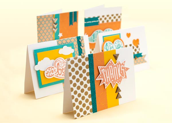Cloud Nine Cardmaking Kit