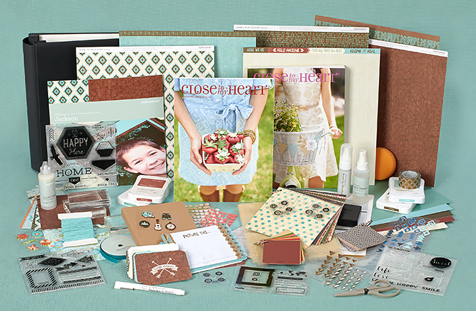 Scrapbooker's Consultant Kit