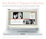 Zoe Studio J® Express Collection