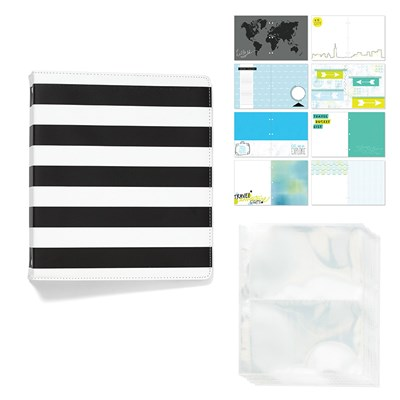 Adventure Mini Album Bundle (4″ × 6″ Memory Protectors™) (CC1200)