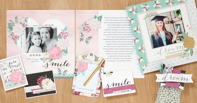 National Scrapbooking Month — Live Beautifully