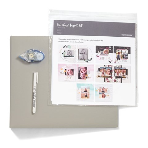 Live Beautifully D-ring Album Bundle (CC1225)
