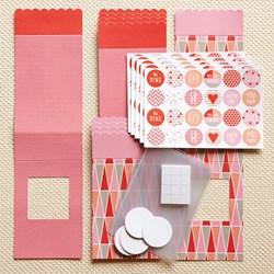 Cut Above Valentines Kit