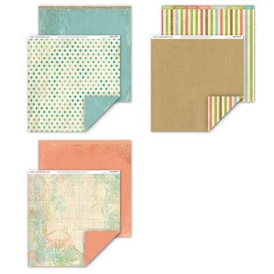 CTMH's Seaside Paper Pack