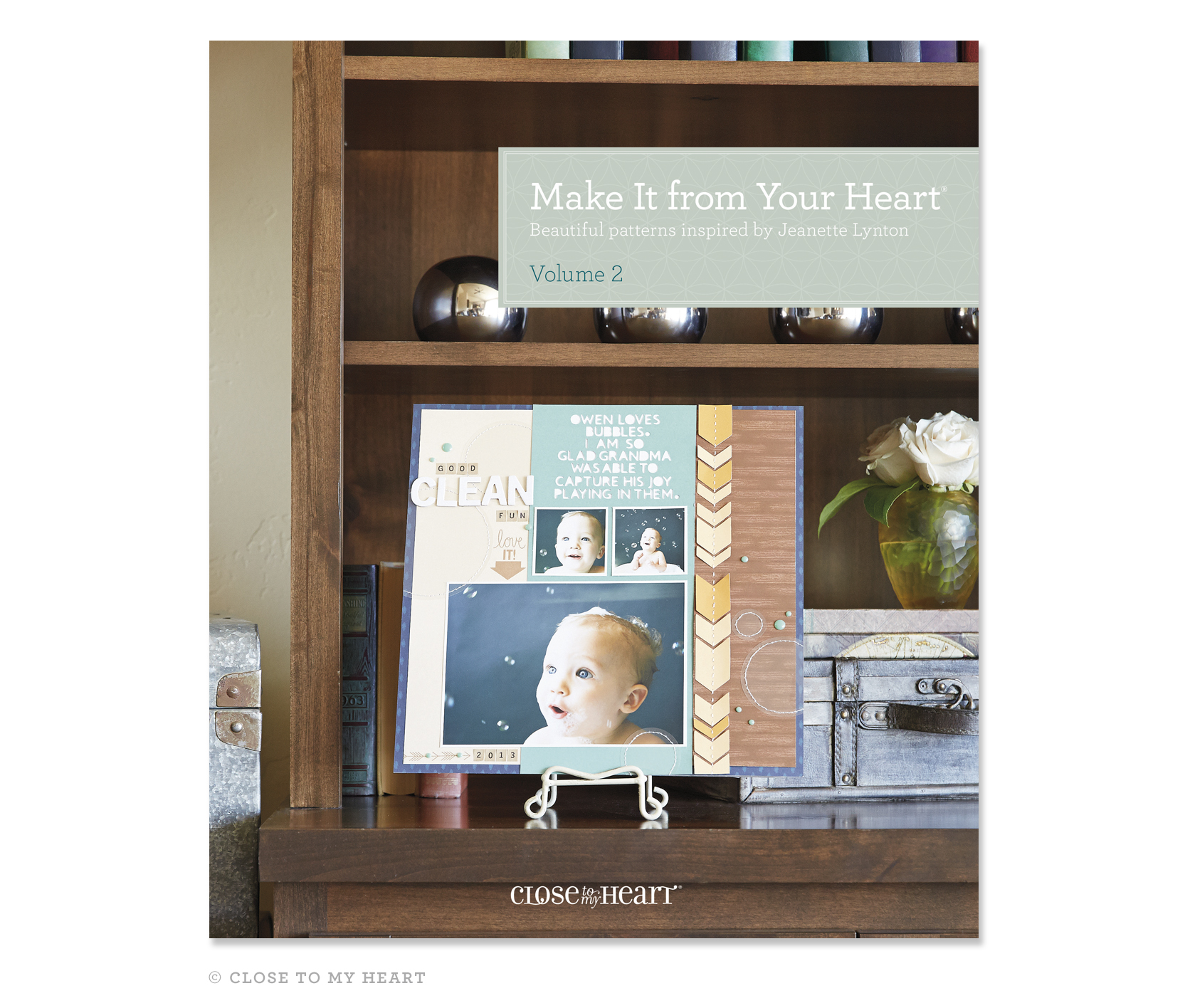 Make It From Your Heart CTMH Book