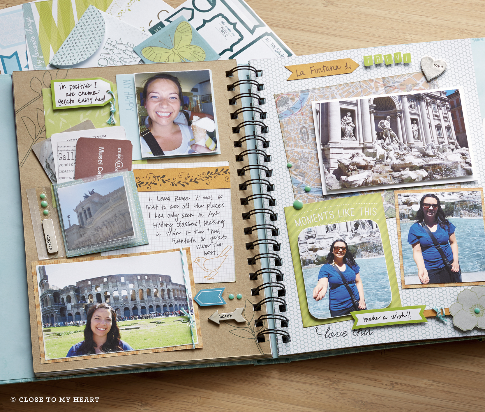 Scrapbook ideas about life - In This Fast Paced World My Crush Book Is The Best Way To Scrapbook On The Go This Amazing Album Fits In Your Purse So You Can Keep Up With Life Events