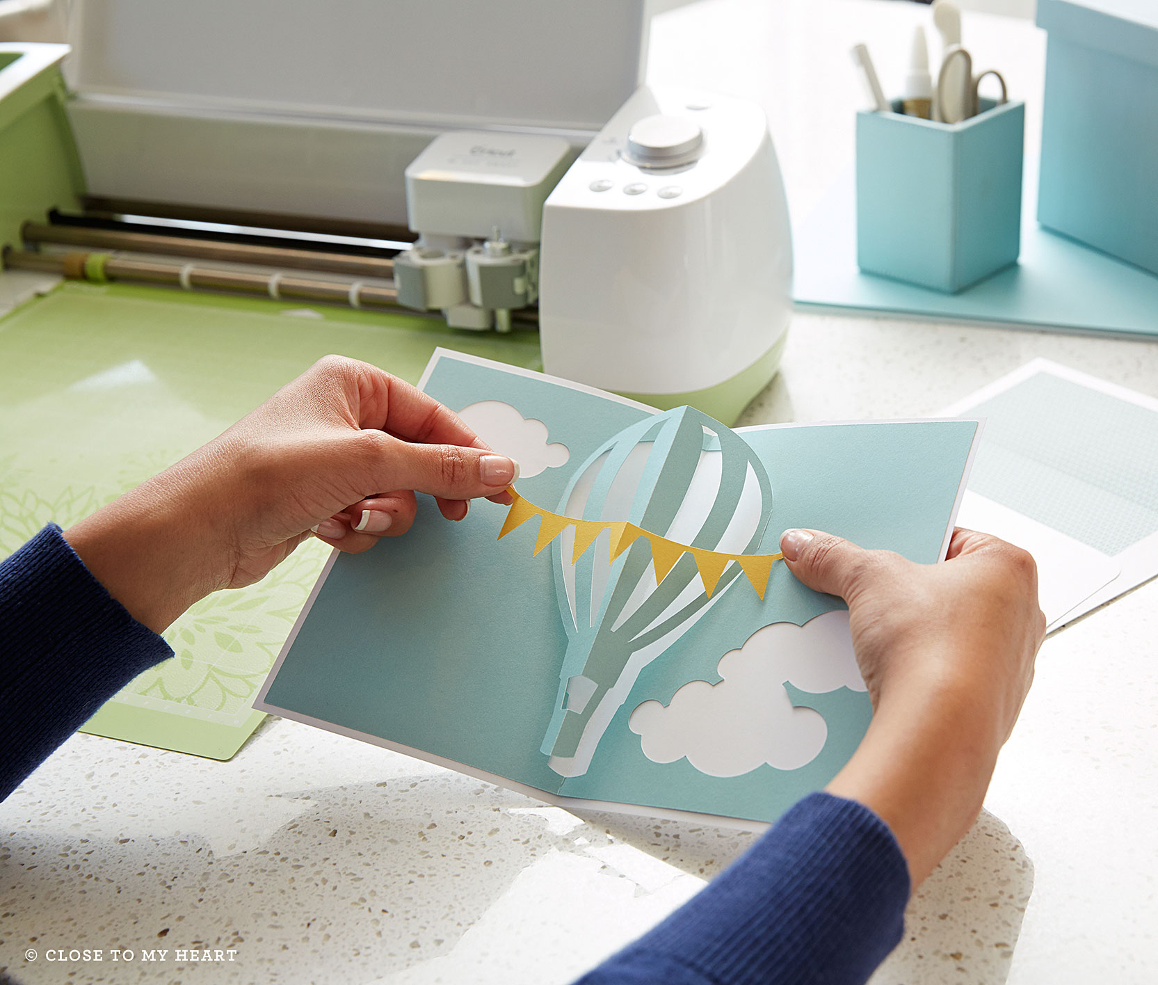 ARTFULLY SENT - CTMH's NEWEST Cricut cartridge!