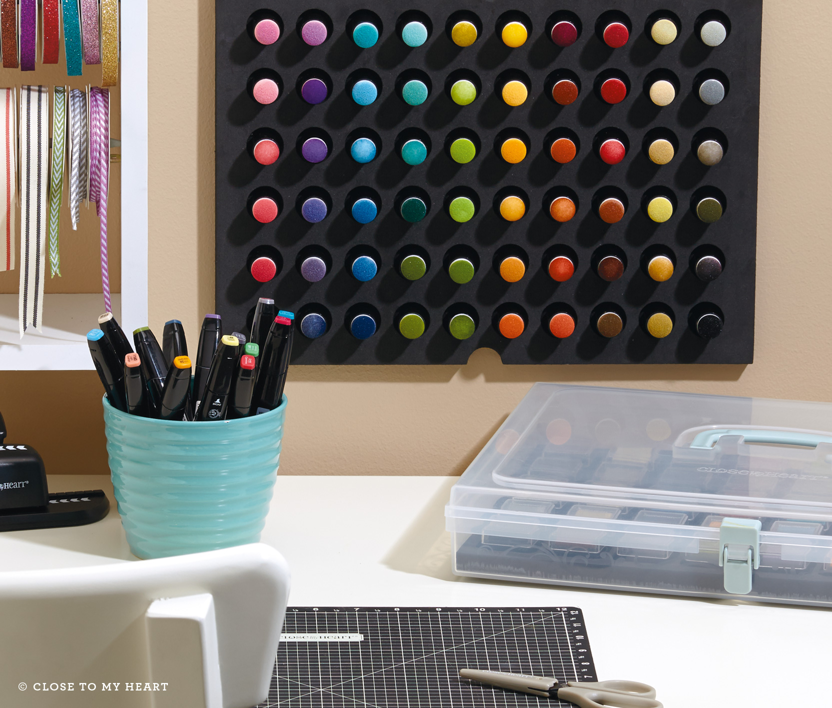 Craft Storage Ideas and CTMH Storage Solutions & Scrapbooking Sue: Craft Storage Ideas and CTMH Storage Solutions