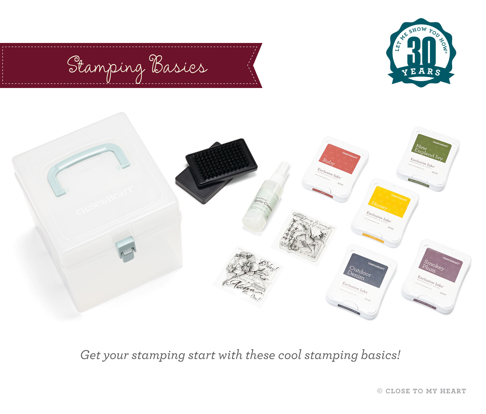 Stamping Basics Collection