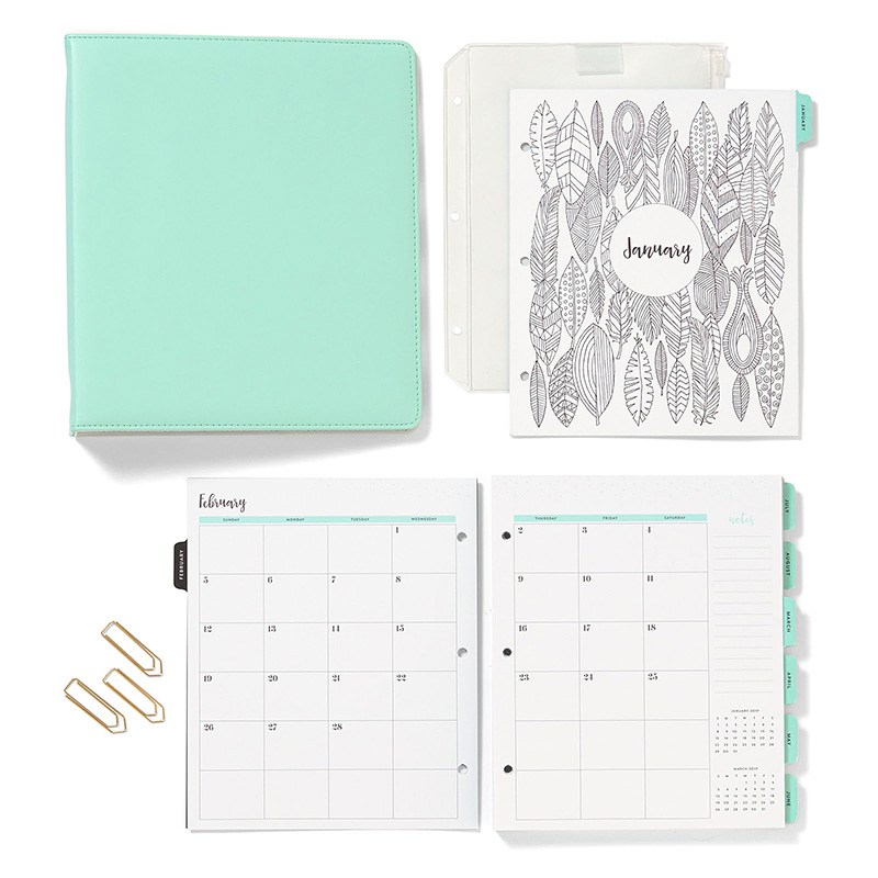 Everyday Life™ Sea Glass Album & Planner Pages Bundle