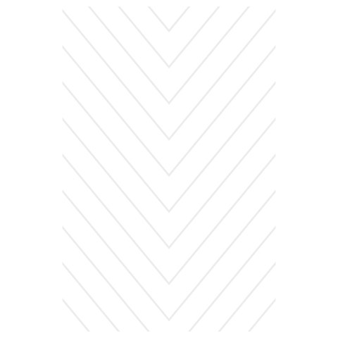 Simple Chevron Embossing Folder