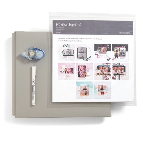 Live Beautifully Post-Bound Album Bundle (CC1224)