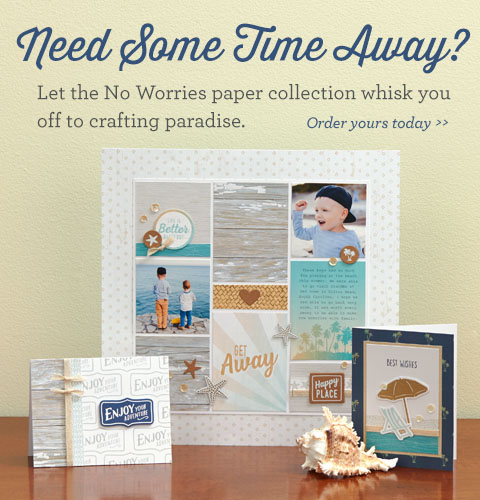 No Worries paper collection