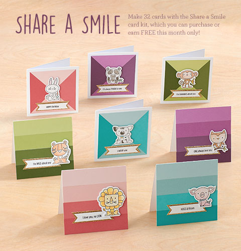 Share a Smile promotion
