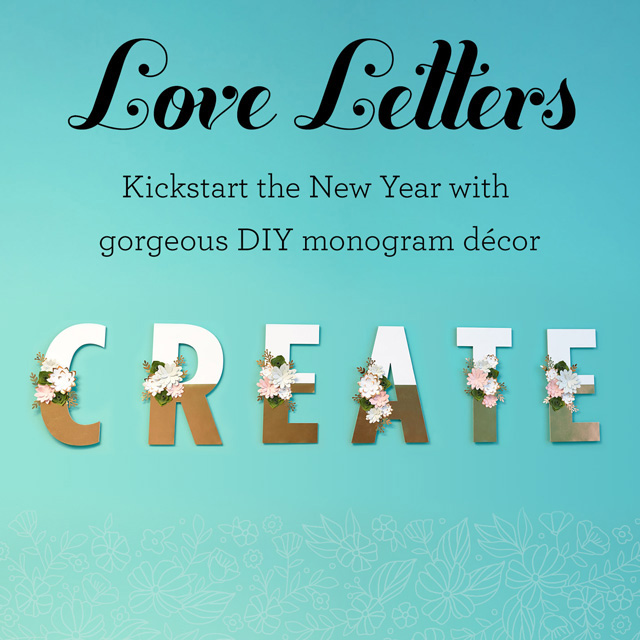 ational Papercrafting Month — Love Letters