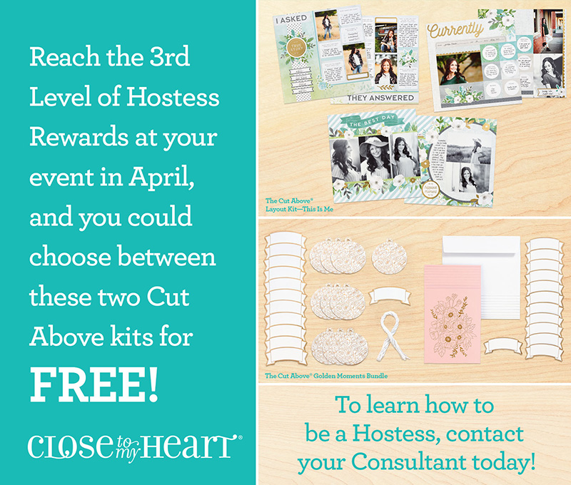 April Hostess Special