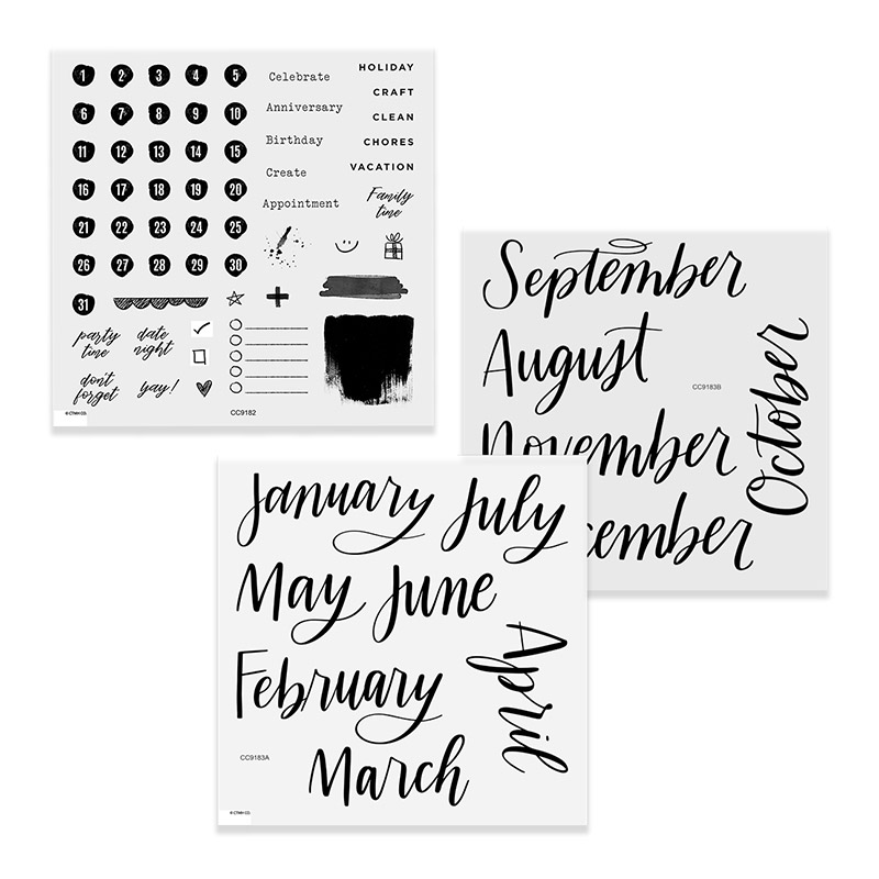 Memories in the Making Stamp Bundle