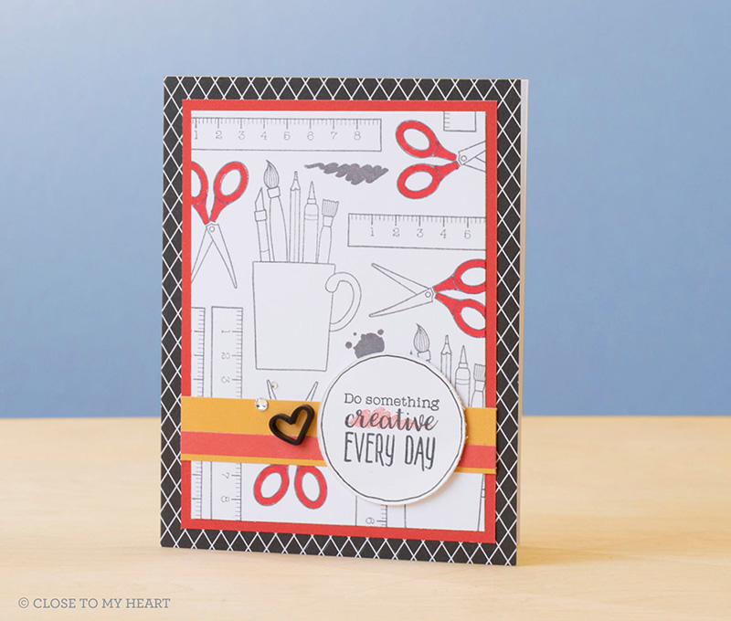 Craftermath Stamp Set (B1633)