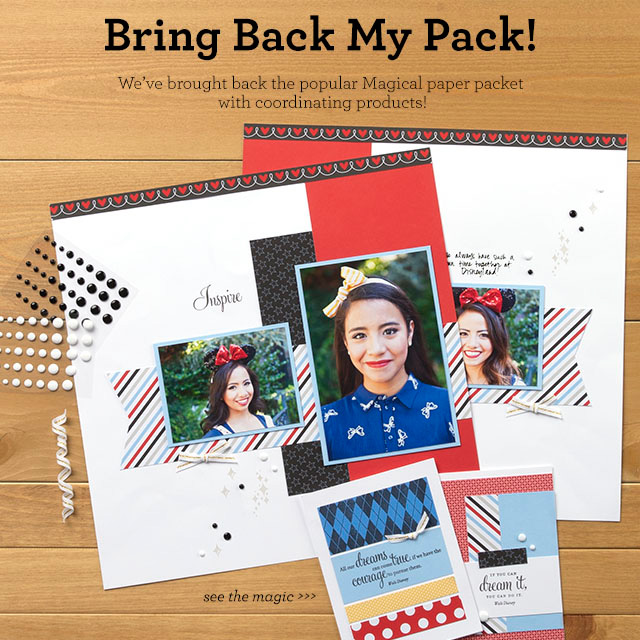 Bring Back My Pack — More Magical