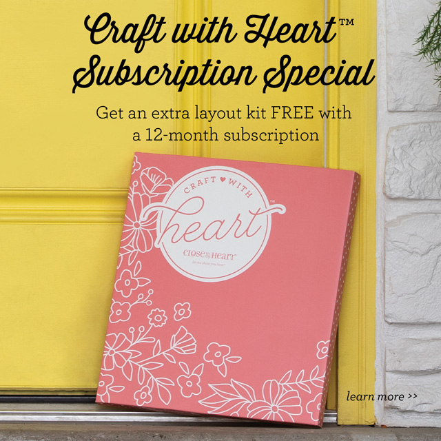 Craft with Heart™ Special