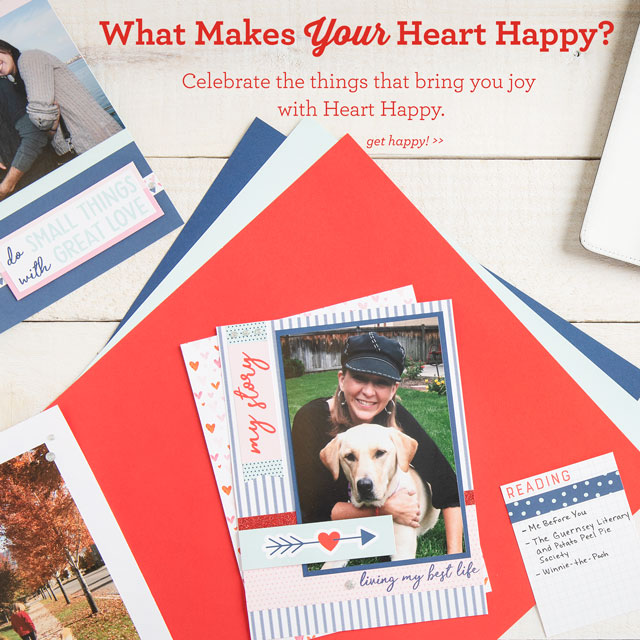 Heart Happy Everyday Life™ Album