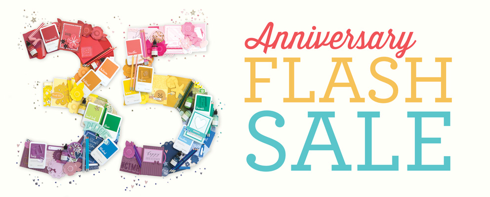 Anniversary Flash Sale
