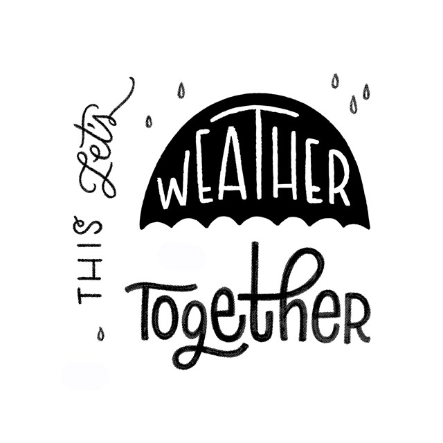 Let's Weather This Together (B1690)