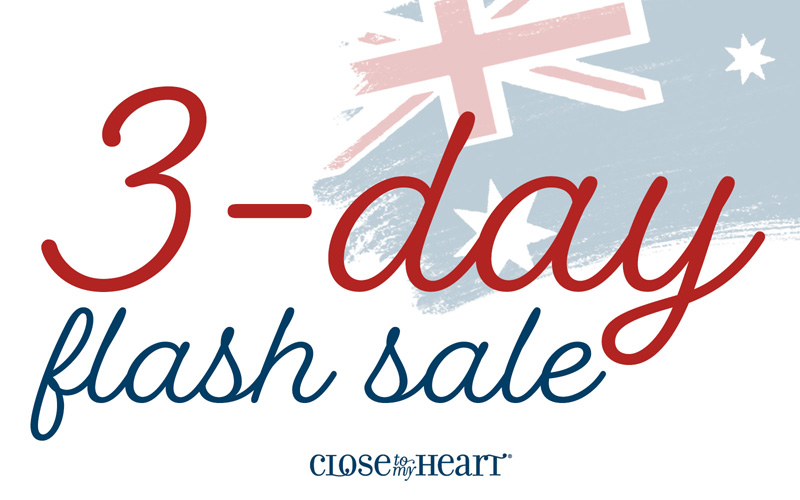 Australia Day Celebration Flash Sale