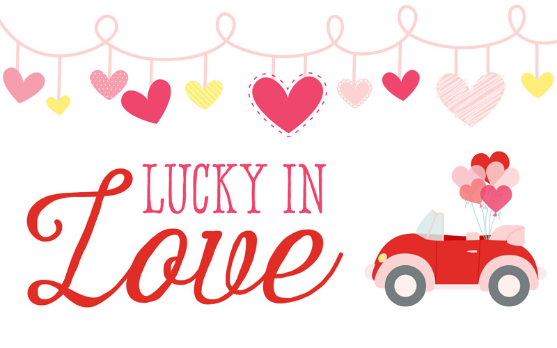 Lucky in Love Flash Sale