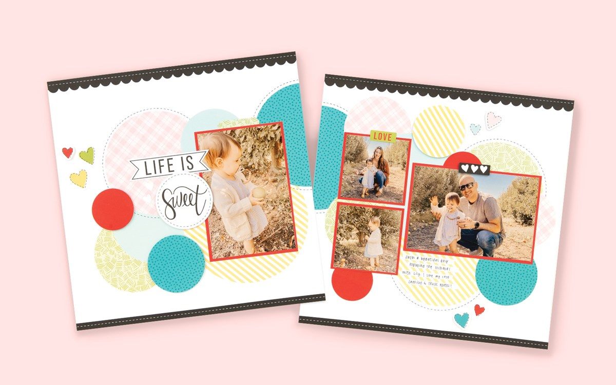 Craft with Heart™ Scrapbooking