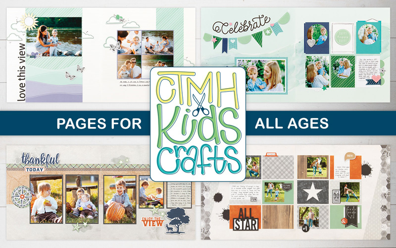 Pages for All Ages banner image