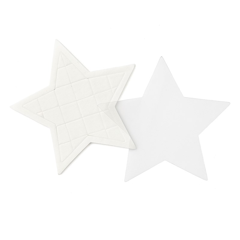 Star Shaker Window Foam + Acetate