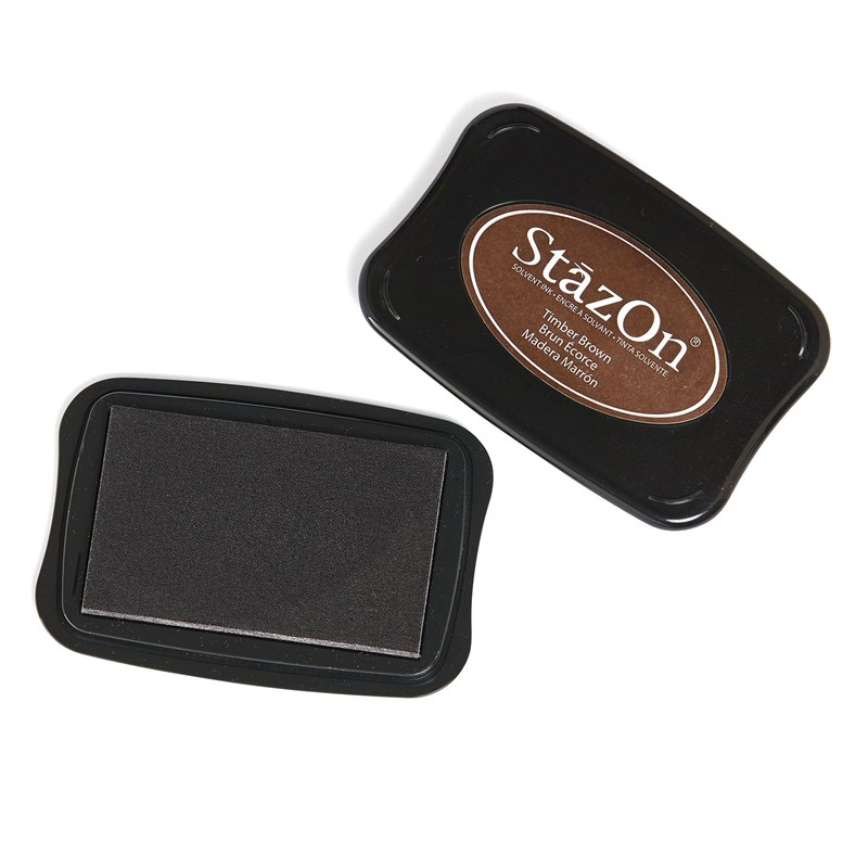 Brown StazOn™ Ink Pad