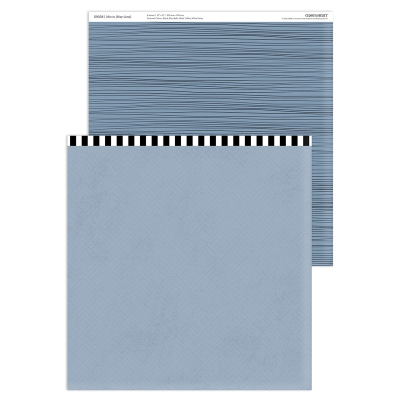 Mix-in Paper Packet (May–Jun)