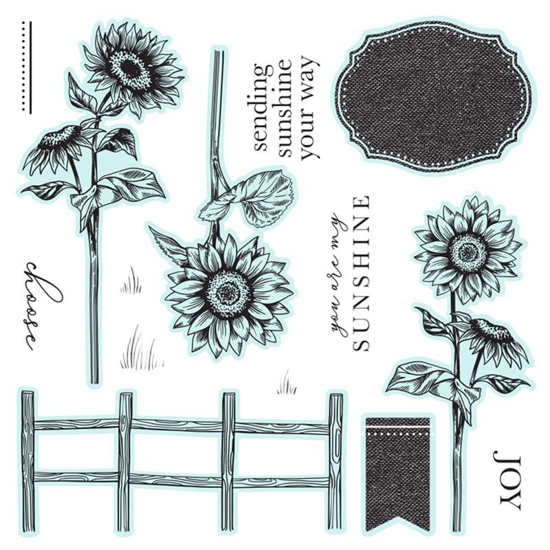 Joyful Sunflower