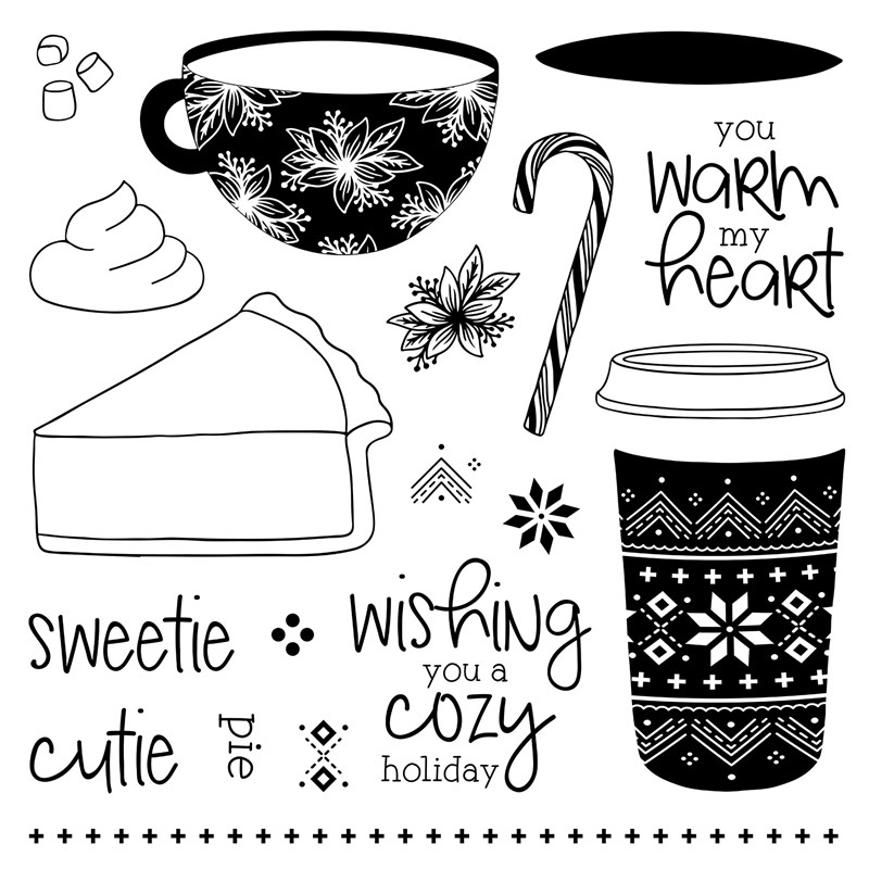 You Warm My Heart—November Stamp of the Month
