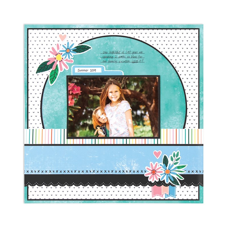 Reasons to Smile Calendar Kit