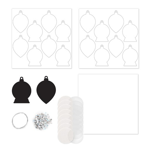 Holiday Cheer Ornament Kit (CC101916)