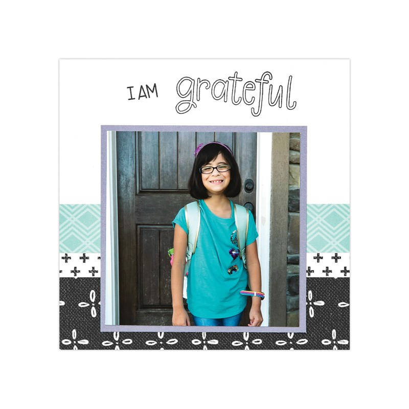 Feeling Grateful Album Kit (without stamp set)