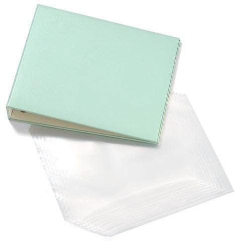 Sea Glass My Legacy™ D-Ring Album + Memory Protectors (CC1455)