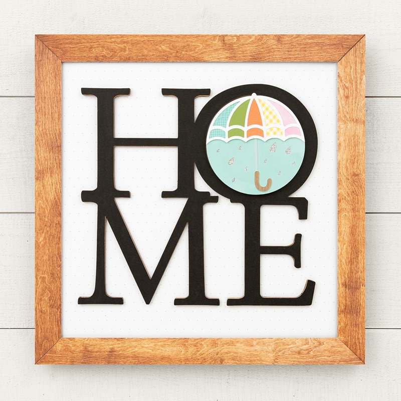 Home Sweet Home Frame Kit