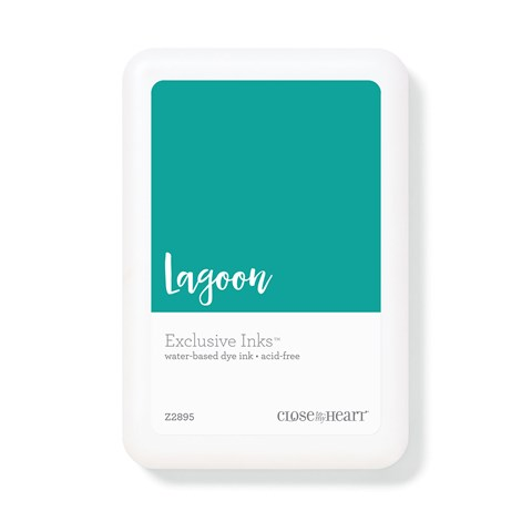 Lagoon Exclusive Inks™ Stamp Pad (Z2895)