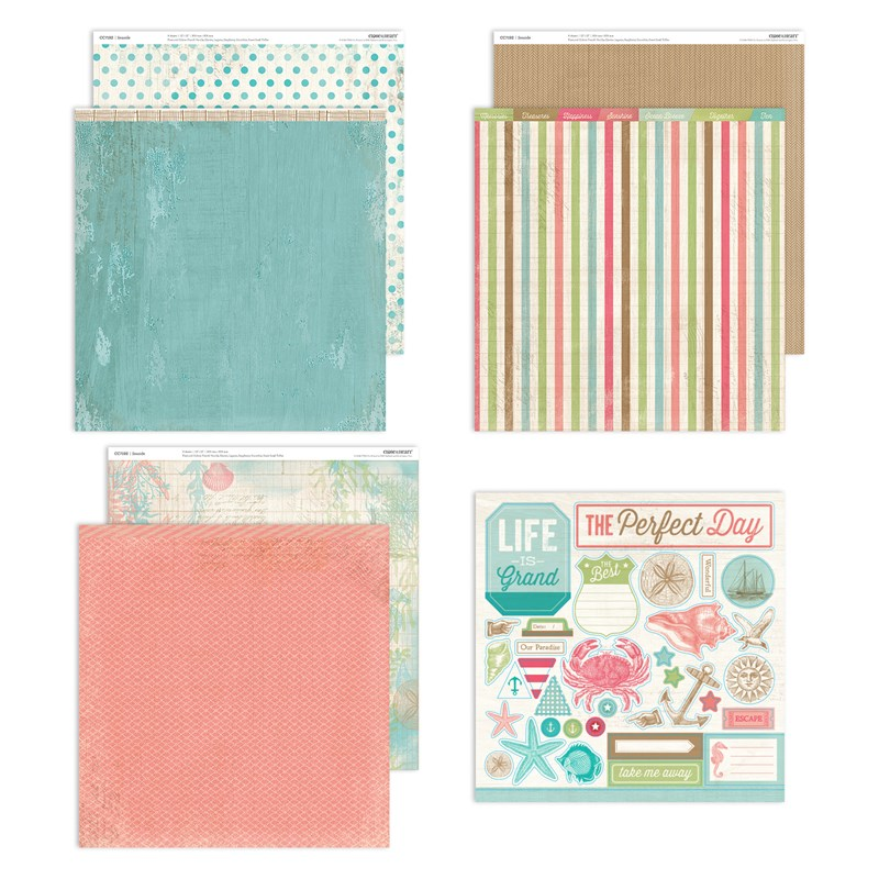 Seaside Paper Packet