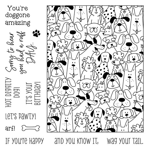 Let's Paw-ty (D1952)