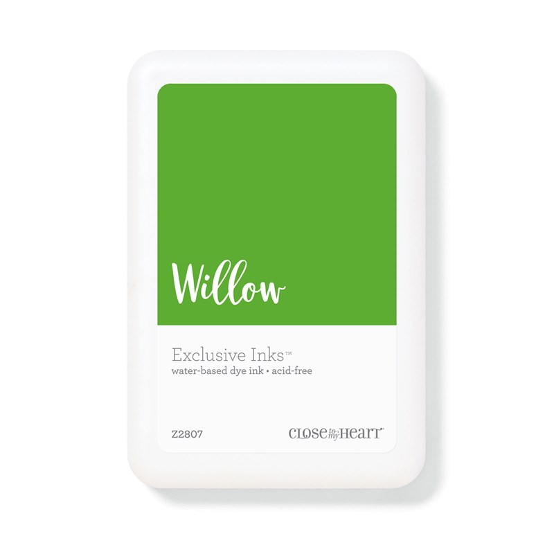 Willow Exclusive Inks™ Stamp Pad
