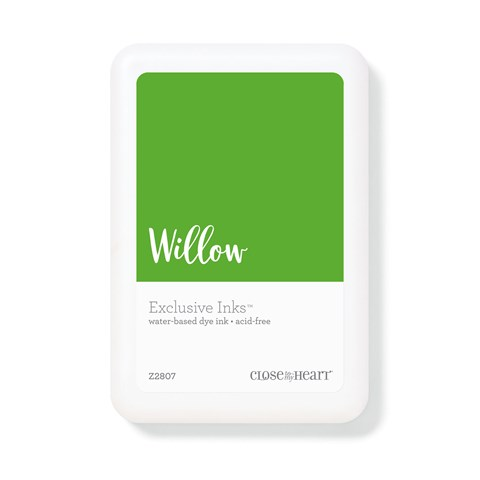 Willow Exclusive Inks™ Stamp Pad (Z2807)