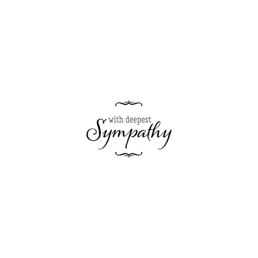 With Deepest Sympathy (M1279)