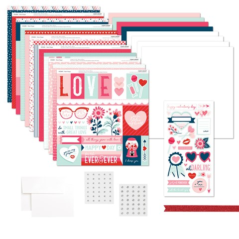 Heart Happy Workshop Kit without Stamp Set (CC2197)